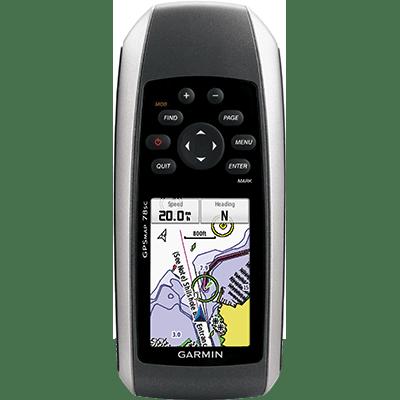 Garmin 010-00864-00 GPS-HH, GPSMAP 78 w/ basemap