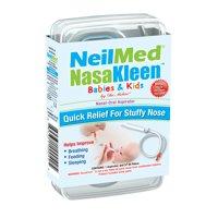Baby NasaKleen Nasal Aspirator - Baby Shower Gift and Registry Necessity
