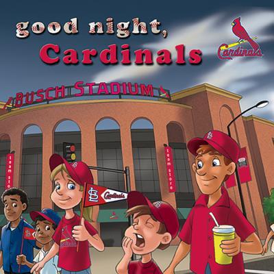 Good Night, Cardinals (Board Book) Cardinal Custom Showfile Display Books
