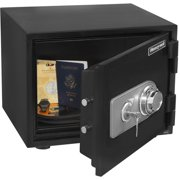 Best Fireproof Safes - Honeywell .5 cu. ft. Steel Water and Fire-Resistant Review