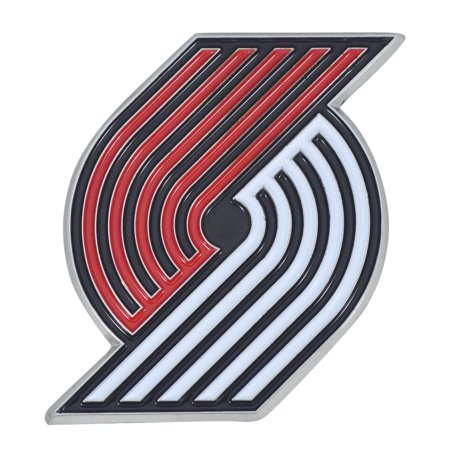Trail Blazers Halloween (Portland Trail Blazers Color Emblem)