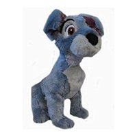 disney lady and the tramp 12 tramp plush doll