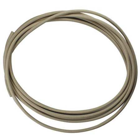 E. James CSBUNAFDA1/225 Rubber Cord, FDA Buna, 1/2 In Dia...