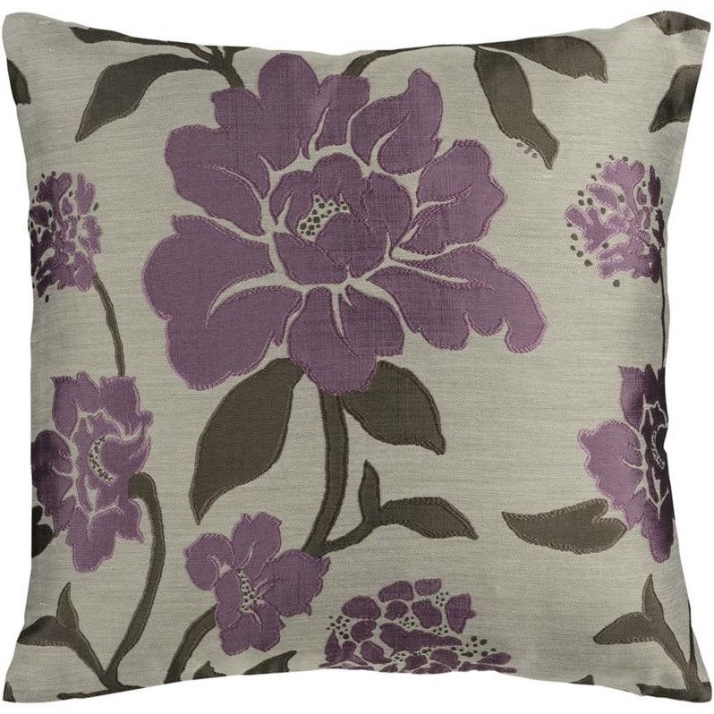 Surya Chatham Decorative Pillow - Beige