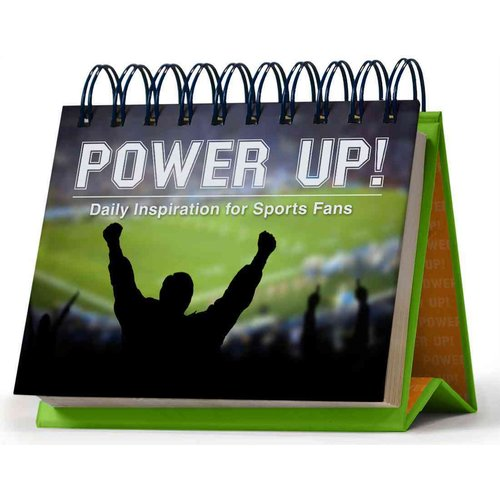 Power Up!: Daily Inspiration for Sports Fans
