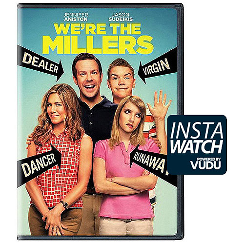 We're The Millers (With INSTAWATCH) (Widescreen)
