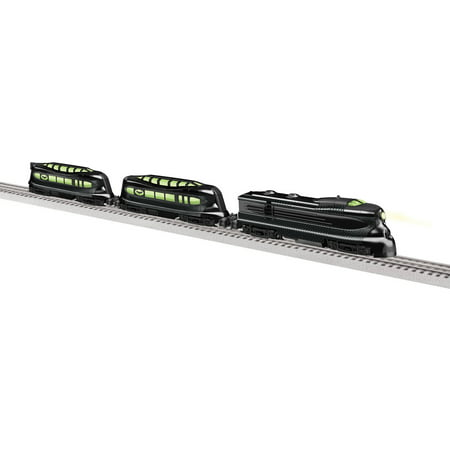 Lionel Dc Comics Batman Phantom Train Set