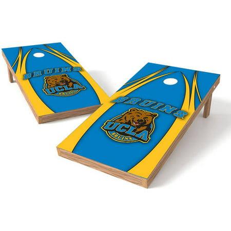 - Wild Sports Collegiate Youngstown State U Shield 2x4 V Logo Tailgate Toss XL Game