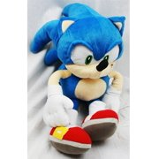 Plush Backpack - - Sonic Soft Doll 18 New Toys sh9267