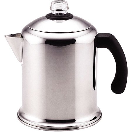 - Farberware Yosemite 8 Cup Percolator