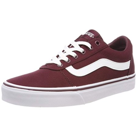 7f71d91c1c69eb Vans - Vans Women S Ward Canvas Low-Top Sneakers - Walmart.com