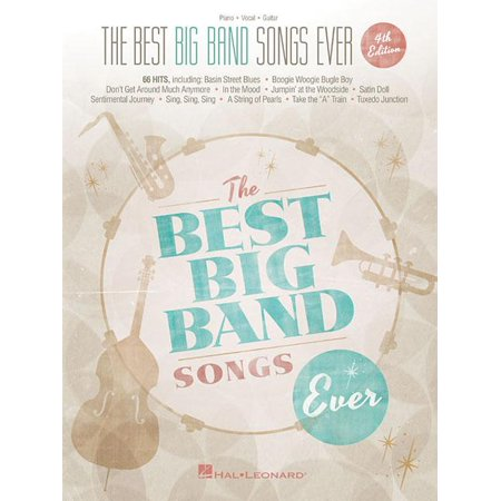 The Best Big Band Songs Ever (Paperback)