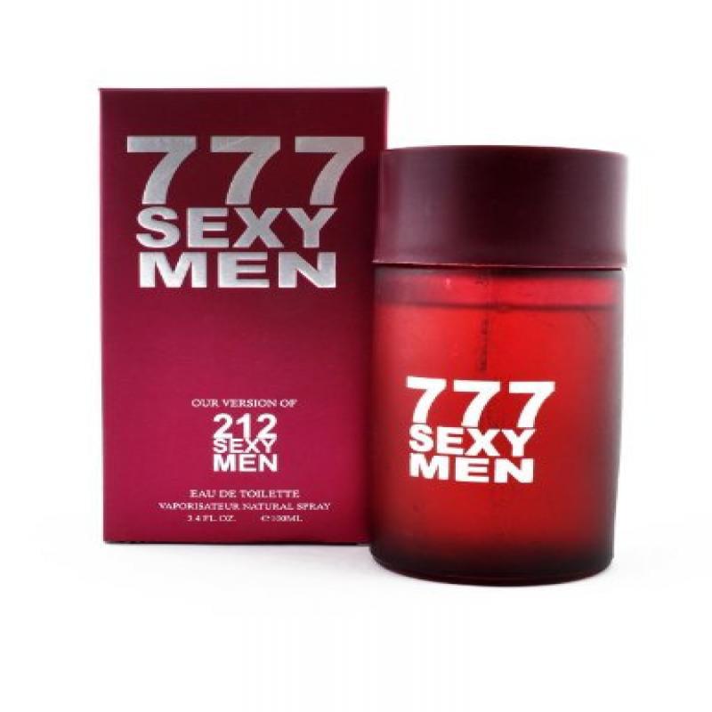 Diamond Collection '777 Sexy Men New York' Men's 3.4-ounc...