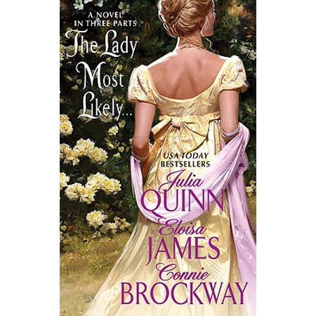 The Lady Most Likely... : A Novel in Three Parts (A Human Geographer Would Most Likely Study)