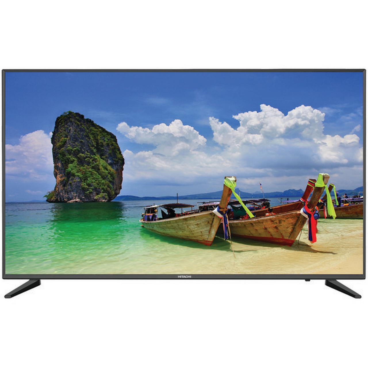 """Hitachi(R) 40C301 40"""" Alpha Series LED 1080p HDTV"""