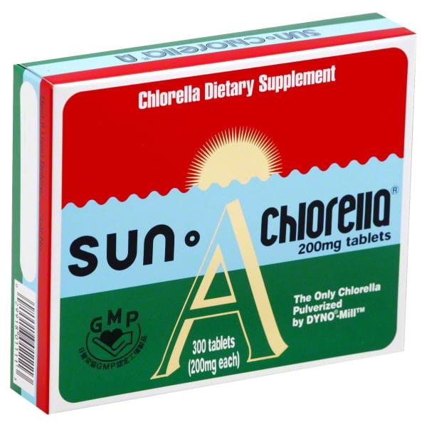 Sun Chlorella Sun Chlorella  Chlorella, 300 ea