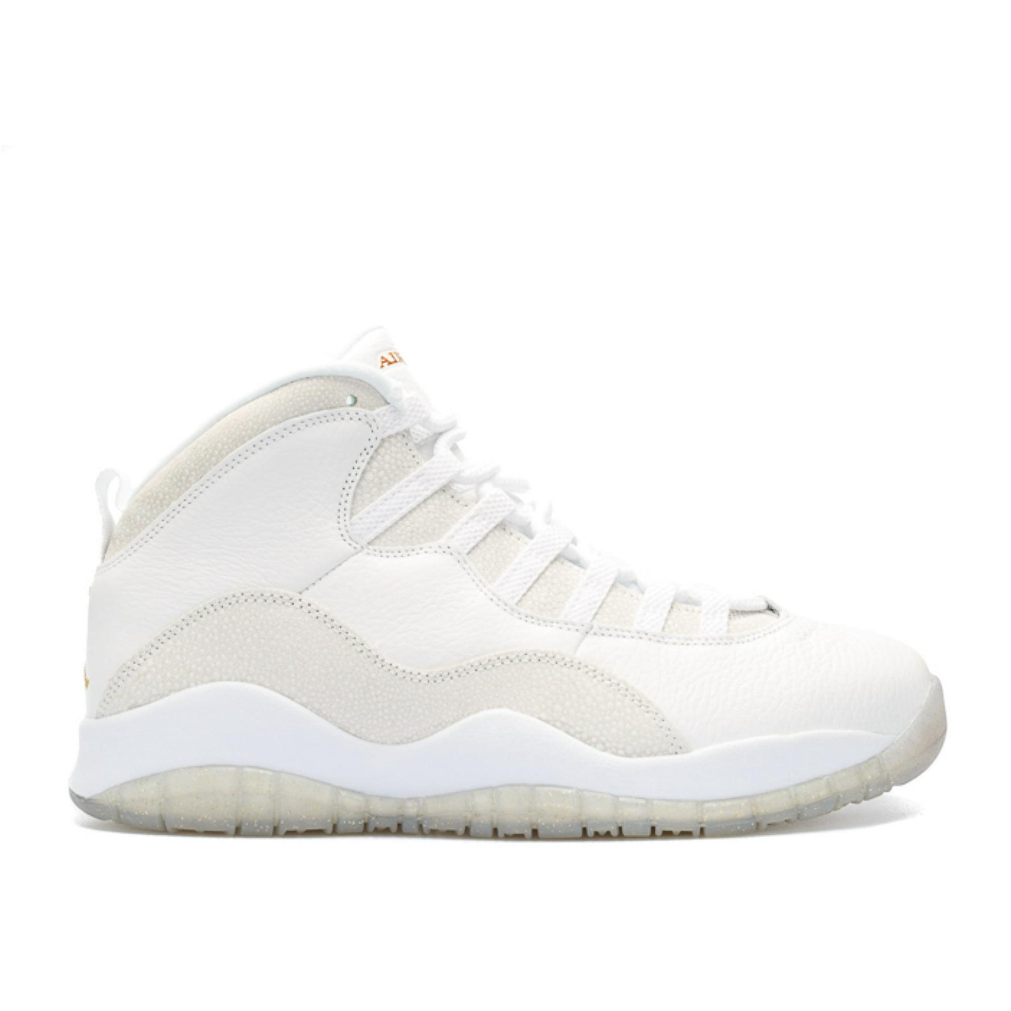 3c39bac3275 Air Jordan - Men - Air Jordan 10 Retro Ovo 'Ovo' - 819955-100 - Size 9    Walmart Canada