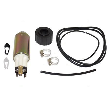 Vip Full Kit (Electric Fuel Pump w/ Installation Kit Replacement for Crown Victoria Thunderbird Windstar Mark VII Town Car Cougar Grand Marquis E2044 )