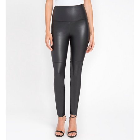 6d661559ad77f7 Lyss   - Lysse Leggings 4205L Vegan Leather Legging - Walmart.com