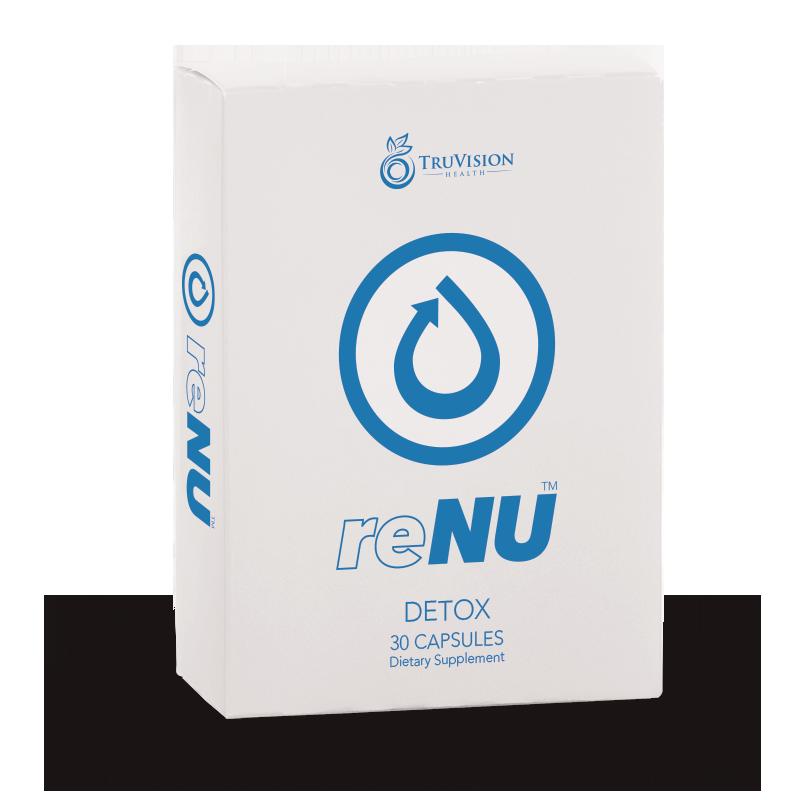 TruVision Health Renu Detox 30 Capsules, apex fat burner,shredtime fat burner