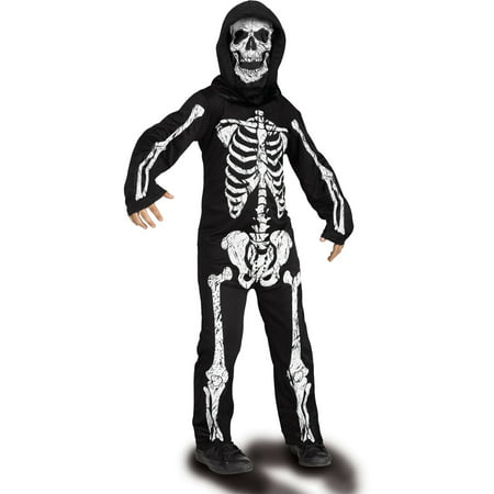 Fun World Skeleton Phantom Halloween Costume