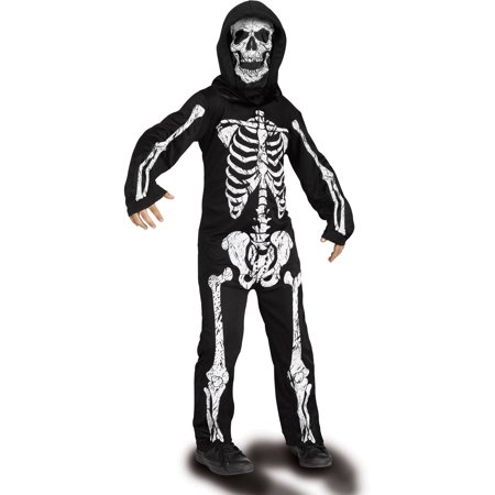 Fun World Skeleton Phantom Halloween Costume](Halloween Fun Cartoons)