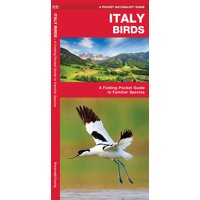 Italy Birds : A Folding Pocket Guide to Familiar Species