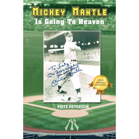 Issue Mickey Mantle - Mickey Mantle Is Going to Heaven
