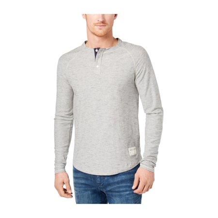 b80b8a83 Tommy Hilfiger Mens Buxton Henley Shirt 981 L - image 1 of 1 ...