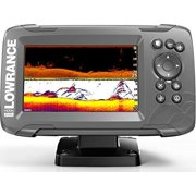 Best Lowrance Depth Finders - Lowrance Fish Finder HOOK2 5 with SplitShot Transducer Review