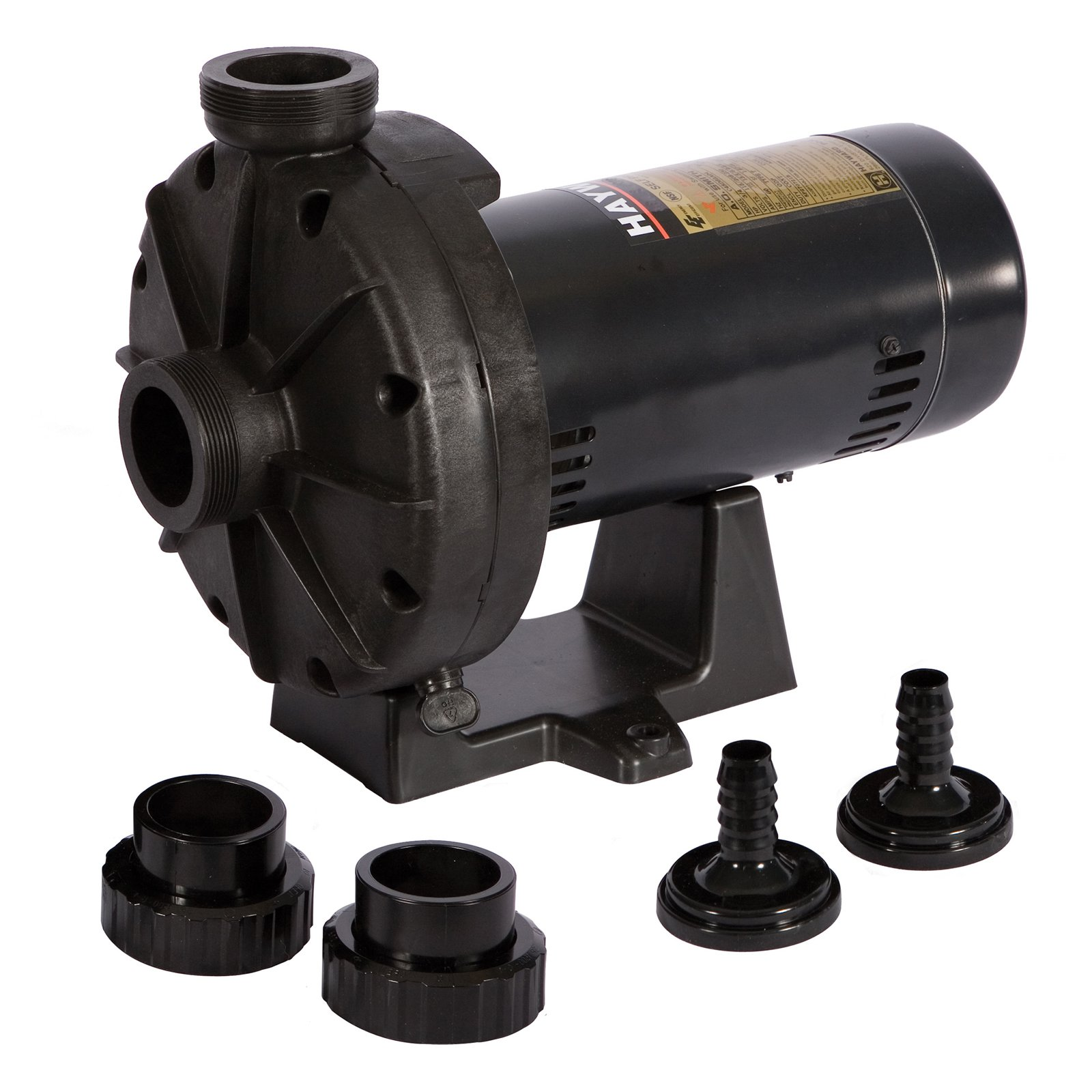 Hayward Universal .75 HP Single Speed Pool Cleaner Booster Pump