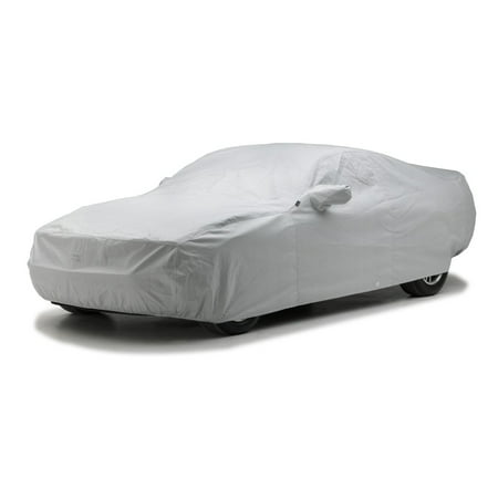 (Covercraft Custom Fit Car Cover for Chevrolet Corvette (Noah Fabric, Gray))