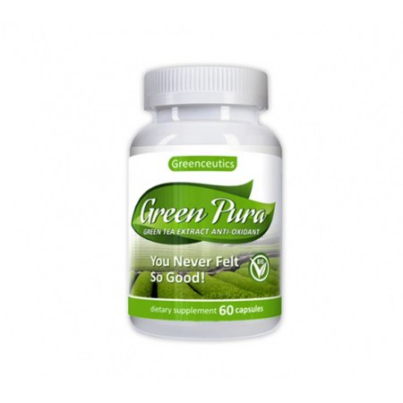Green Tea Extract Diet Pill for Weight Loss, Fat Burn, Increased Metabolism, & Antioxidant 60