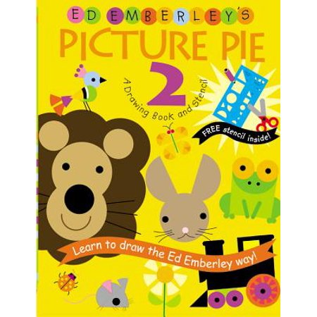 Ed Emberley's Picture Pie Two (Pie Picture Book)