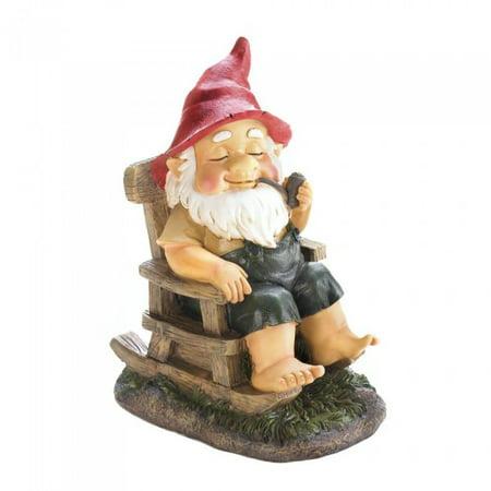 ROCKING CHAIR GNOME - Gnome Glider