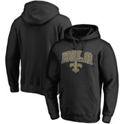 New Orleans Saints NFL Pro Line Hometown Collection Pullover Hoodie - Black