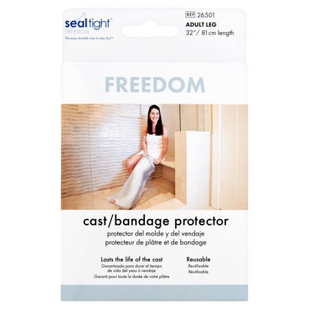 Seal Tight Adult Leg Freedom Cast Bandage Protector