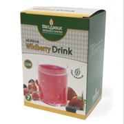 Metabolic Research Center Wildberry Protein Drink for Weight Loss, 15g Protein, 0g Sugar, 7 Powder Packages