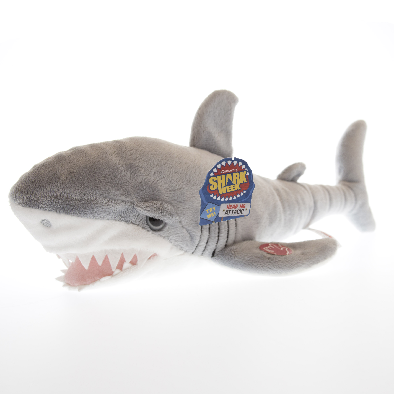 Stuffed Shark Plush Toy 18\