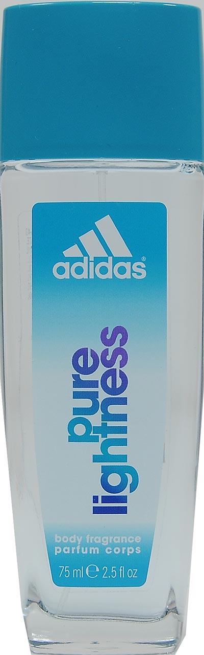 Metropolitano alegría subterraneo  Adidas Pure Lightness Body Fragrance for Women, 2.5 fl oz - Walmart.com -  Walmart.com