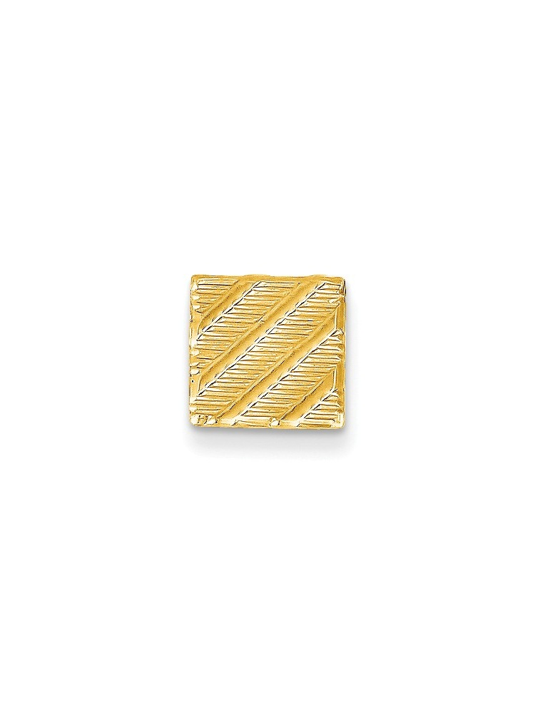 14k Yellow Gold Tie Tac
