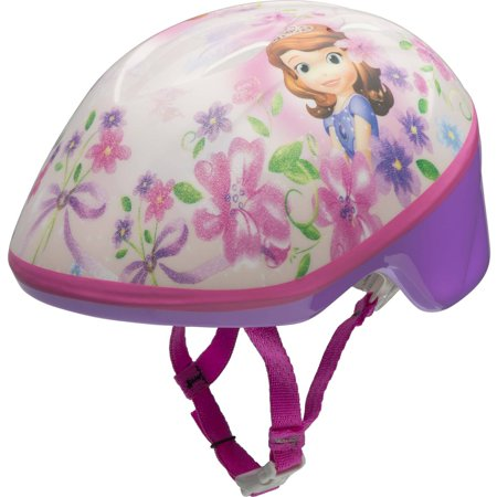 Bell Sports Sophia The First Toddler Helmet  Pink And White