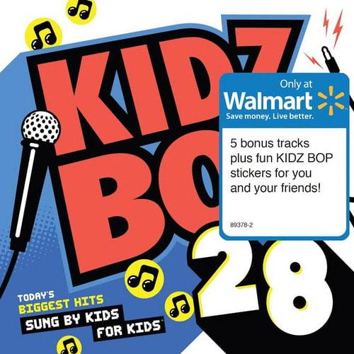 Kidz Bop 28 (Walmart Exclusive)