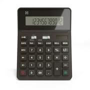 TRU RED TR290 12-Digit Desktop Calculator, Black