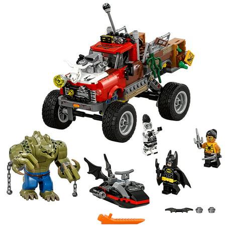 Lego Batman Movie Killer Croc  Tail Gator 70907