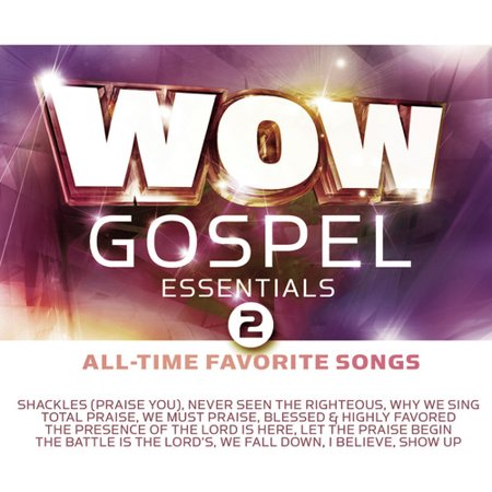 WOW Gospel Essentials, Vol. 2: All Time Favorite Songs (CD)](Top 20 Halloween Songs Of All Time)