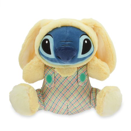 Disney Store Stitch Easter Bunny Medium Plush New with Tag