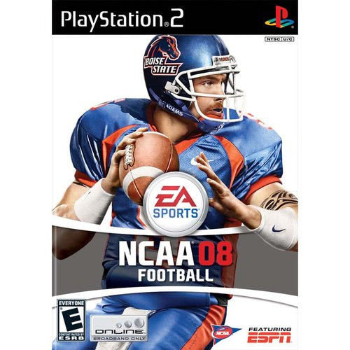 NCAA Football 08 (PS2)