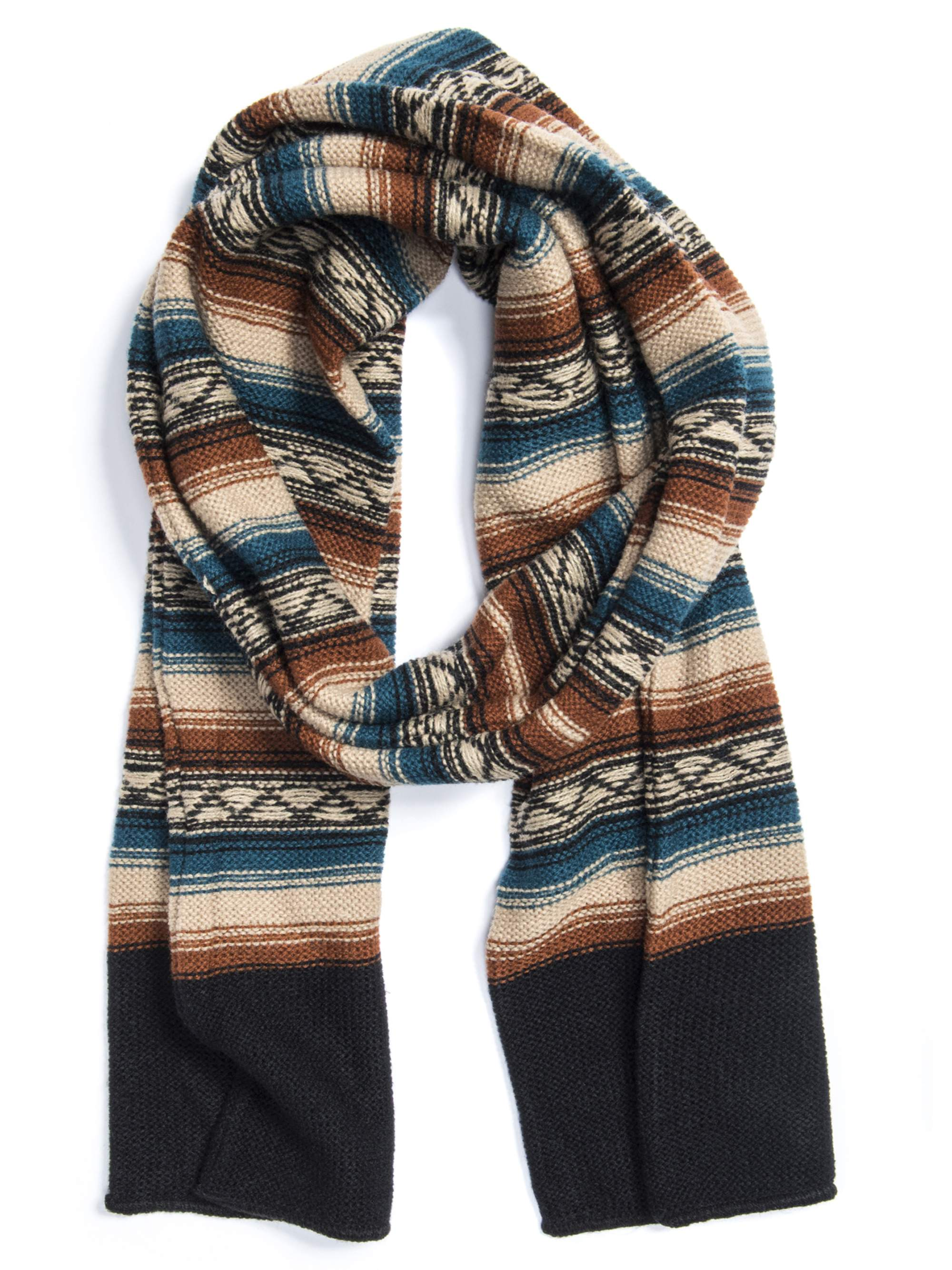 MUK LUKS Men's Basic Scarf