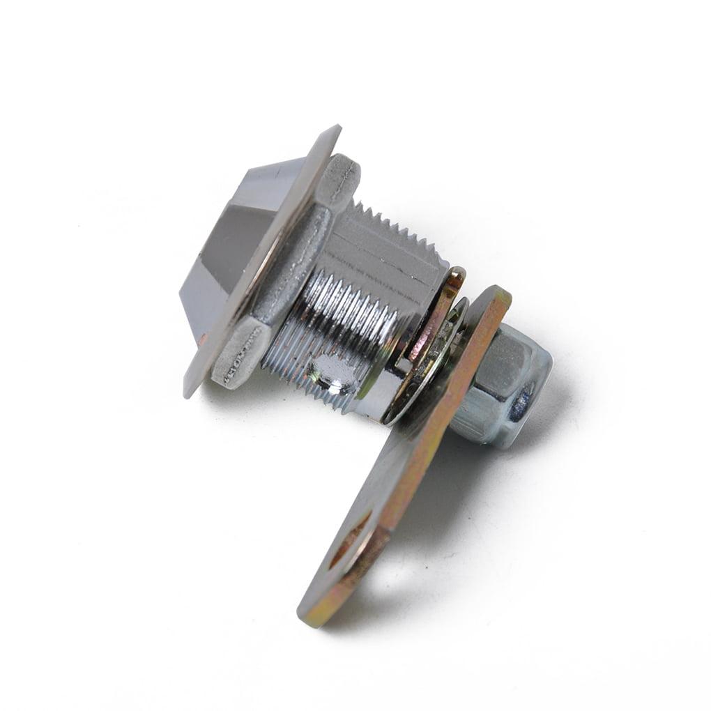 "LOT OF 40  5//8/"" Tubular Cam Lock  90 degree and 2 key pull Toll box lock"